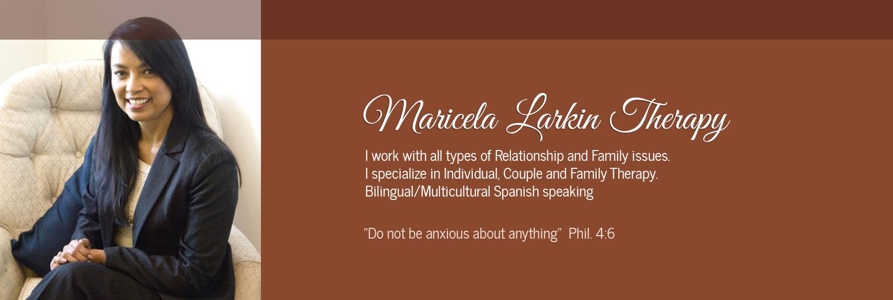Maricela Larkin Therapy